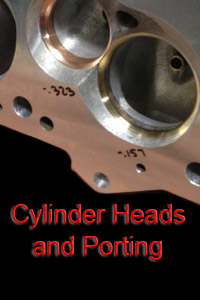 CYLINDER HEADS – Goodwin Competition