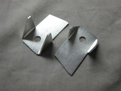 Axle Bump Stop Brackets