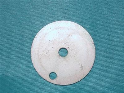 Wheel cap mounting bracket Cragar