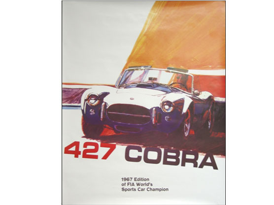 1967 427 Cobra FIA Worlds Sports Car Champion